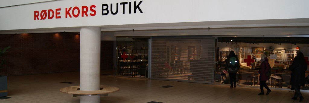 Møbelbutik